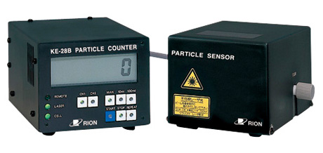 Liquid-Borne Particle Counter KL-28B/28BF