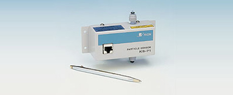 In-line Particle Sensor KS-71