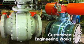 customized engineering works singapore