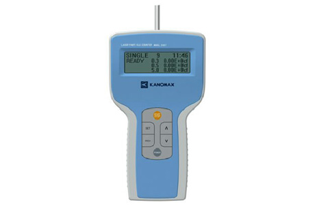 Handheld Laser Particle Counter Model 3887